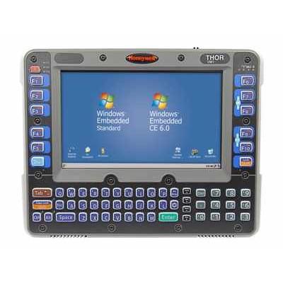 Honeywell VM1C1A1A1AUS01A Thor VM1 - Vehicle mount computer - Atom Z530 / 1.6 GHz - Win CE 6.0 - 1 GB RAM - 1 GB SSD - 8 touchscreen 800 x 480 - GMA 500 - kbd: