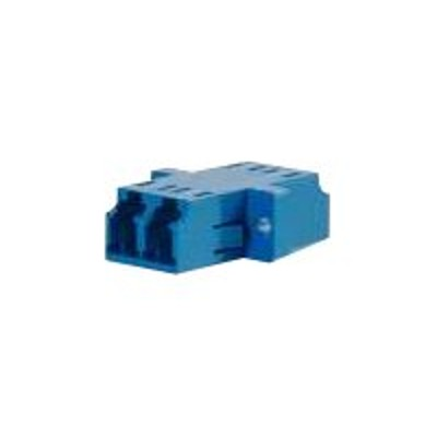 Cables To Go 27112 Network coupler - LC single-mode (F) to LC single-mode (F) - fiber optic - black