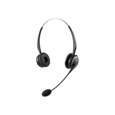 Jabra 91291-04 GN9125 Duo - Headset - on-ear - wireless - DECT