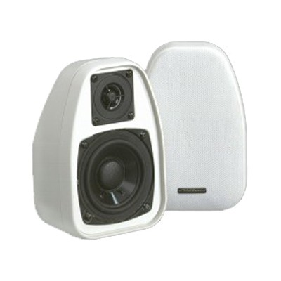 BIC America ADATTO DV52SIW Adatto DV52si - Speakers - 2-way - white