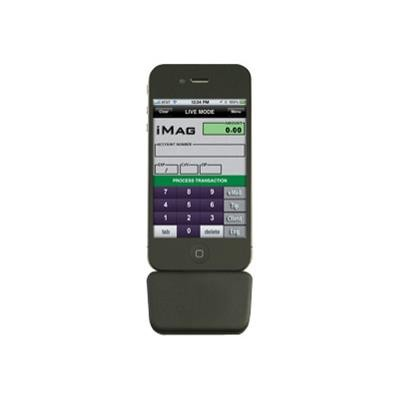 ID TECH IDMR-AL30133 iMag Pro II - Magnetic card reader (Tracks 1  2 & 3) - black