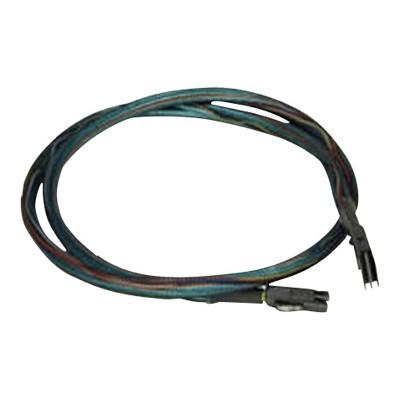 LSI Logic LSI00314 SAS internal cable - 36 pin 4i Mini MultiLane to 36 pin 4i Mini MultiLane - 3.3 ft - for 3ware 9650SE-12ML  9650SE-16ML  9650SE-4LPML  9650SE