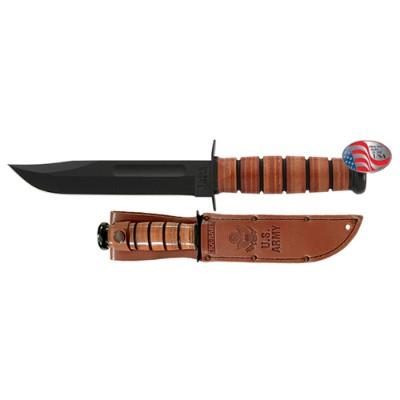 KA-BAR Knives 1220 Full-size US ARMY KA-BAR  Straight Edge