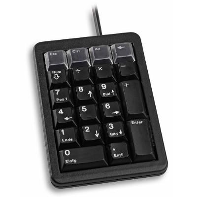 Cherry G84-4700LUCUS-2 Keypad G84-4700 - Keypad - USB - US - black