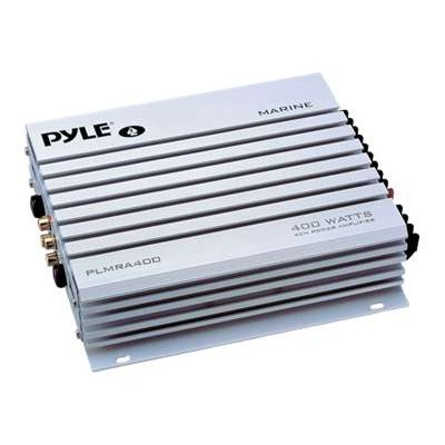 Pyle PLMRA400 Hydra Series PLMRA400 - Marine - amplifier - 4-channel - 100 Watts x 4