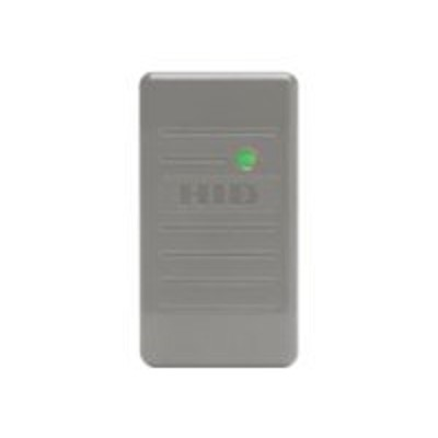 HID 6008BGB00 ProxPoint Plus 6008 Clock and Data RF proximity reader classic charcoal gray