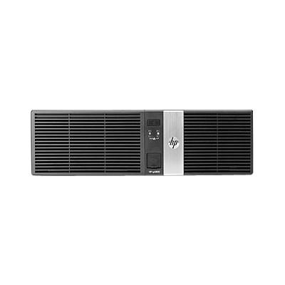HP Inc. E1Z34UT#ABA Point of Sale System rp5800 - DT - 1 x Core i3 2120 / 3.3 GHz - RAM 4 GB - HDD 500 GB - DVD - HD Graphics 2000 - GigE - Win 7 Pro 32-bit - m