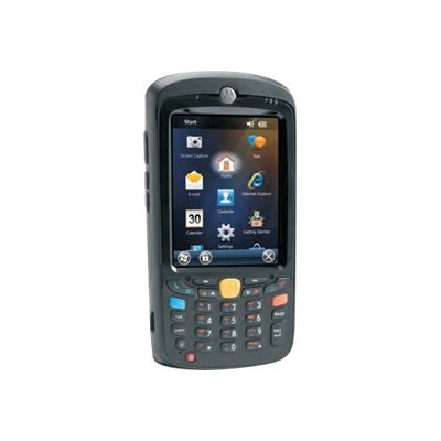 Zebra Tech MC55A0-P30SWQQA7WR MC55A0 - Enterprise - data collection terminal - Windows Mobile 6.5 Classic - 1 GB - 3.5 color ( 640 x 480 ) - barcode reader - (