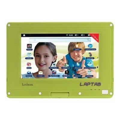 Lexibook MFC140EN Laptab - Tablet - Android 4.0 - 4 GB - 7 (800 x 480) - microSD slot