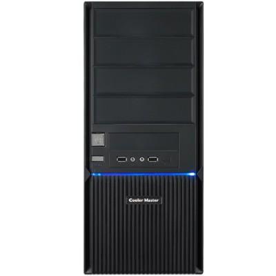 Cooler Master RC-350-KKR500-GP CMP-350 - Mid tower - ATX 500 Watt - black - USB/FireWire/Audio