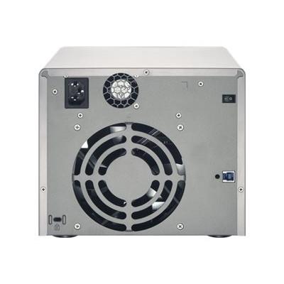 QNAP UX-500P UX-500P - Storage enclosure - 5 bays (SATA-600) - for  HS-251  TS-253  TS-453  TS-453S  TS-653  TS-853  TS-853S