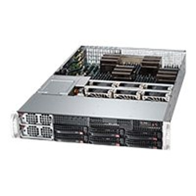 Super Micro AS 2042G 72RF4 Supermicro A Server 2042G 72RF4 Server rack mountable 2U 4 way RAM 0 MB SAS hot swap 3.5 no HDD Matrox G200 GigE