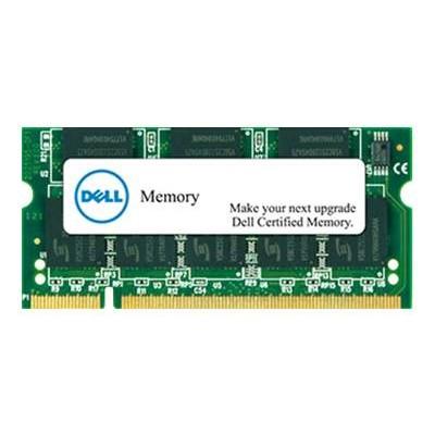 Dell 319-2061 DDR3L - 2 GB - SO-DIMM 204-pin - 1600 MHz / PC3L-12800 - 1.35 V - unbuffered - non-ECC - for Inspiron 31XX  Latitude 3440  3540  E6330  E6440  E65