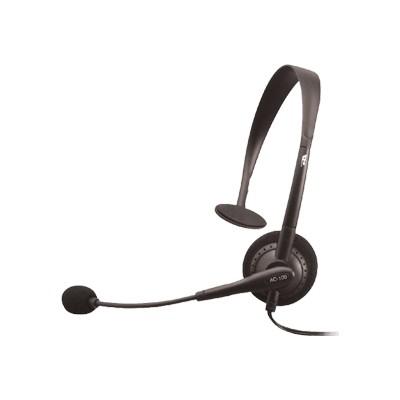 Cyber Acoustics AC-100B AC 100b - Headset - on-ear