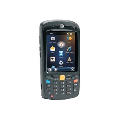 Zebra Tech MC55N0-P20SWRQA9US MC55N0 - Data collection terminal - Windows Mobile 6.5 Classic - 1 GB - 3.5 color ( 640 x 480 ) - rear camera - barcode reader - (