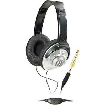 JVC HAV570 HA-V570 Full Size Headphones with In-Line Volume Control