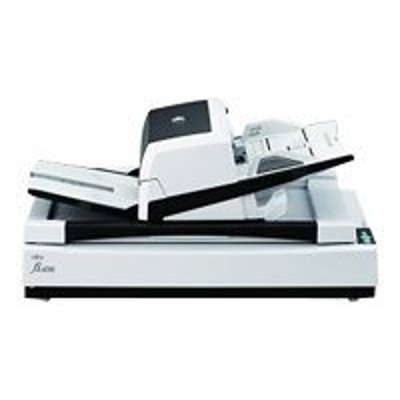 Fujitsu CG01000-281701 fi-6770 - Document scanner - Duplex - 12 in x 18 in - 600 dpi x 600 dpi - up to 90 ppm (mono) / up to 90 ppm (color) - ADF ( 200 sheets )