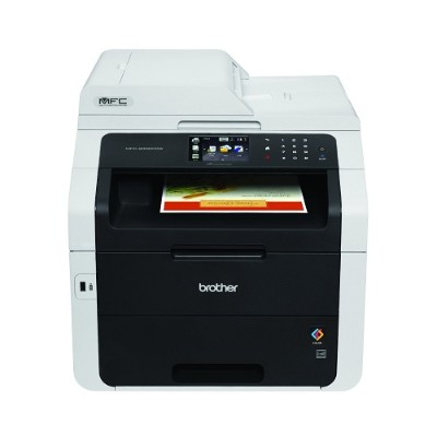 Brother MFC9330CDW Digital Color All-in-One with Wireless Networking and Duplex Printing