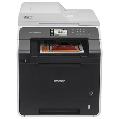 Brother MFCL8600CDW Color Laser All-in-One with Wireless Networking and Duplex Printing