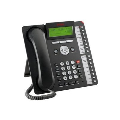 Avaya 700504843 one-X Deskphone Value Edition 1616-I - VoIP phone - H.323