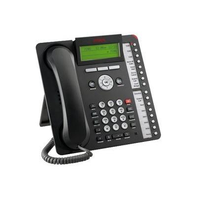 Avaya 700504843 one-X Deskphone Value Edition 1616-I - VoIP phone - H.323