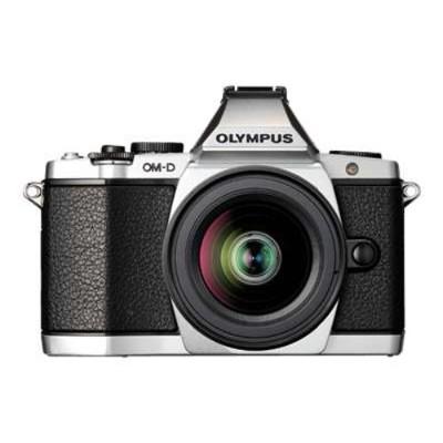 OM-D EM-5 - digital camera M.Zuiko Digital 12-50mm lens
