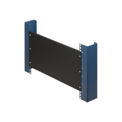 Innovation First 102-1822 RackSolutions - Rack filler panel - textured black - 1U - 19 - for Open Frame Rack Model 111