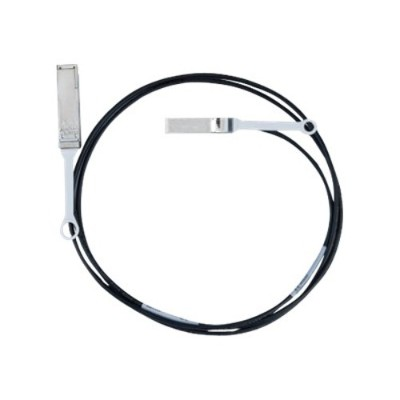Mellanox Technologies MC2309130-001 Hybrid Passive Copper - InfiniBand cable - QSFP to SFP+ - 3.3 ft