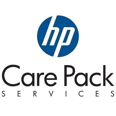 Hewlett Packard Enterprise U1RA2E 3-year Next Business Day Proactive Care HP 12508E Switch Service