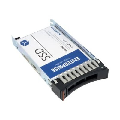 Axiom Memory IBMSSDT400A-AXA AXA - IBM Supported - Solid state drive - 400 GB - hot-swap - 2.5 - SATA 6Gb/s - for Lenovo ThinkPad T500