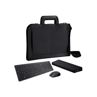 Dell XPSBDKM CASE-DOCK-KBM XPS BUNDLE - notebook carrying case