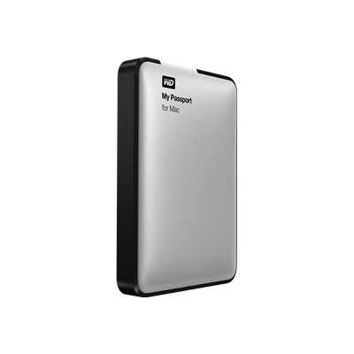 WD WDBLUZ5000ASL-NEAP 500GB USB 3.0  My Passport For Mac Portable Hard Drive