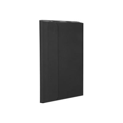 Targus THZ511US Folio Wrap - Case for tablet - polyurethane - black - for Microsoft Surface 2