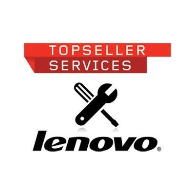 Lenovo 5WS0G14984 TopSeller Onsite Exchange - Extended service agreement - parts and labor ( for monitors with 3 year warranty ) - 4 years ( from original purch
