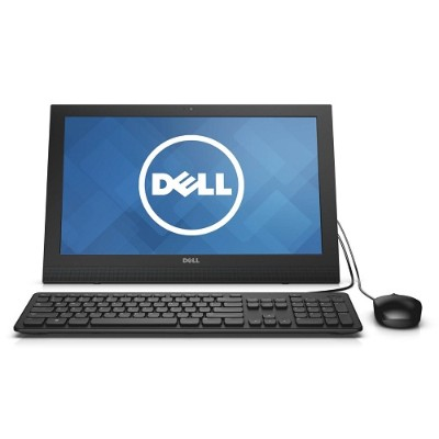 Discount Electronics On Sale Dell I3043-1250BLK Inspiron 3043 Intel Celeron Dual-Core N2830 2.16GHz All-in-One Desktop Computer - 4GB RAM 500GB HDD 19.5 LED Backlit Display with TN Fast