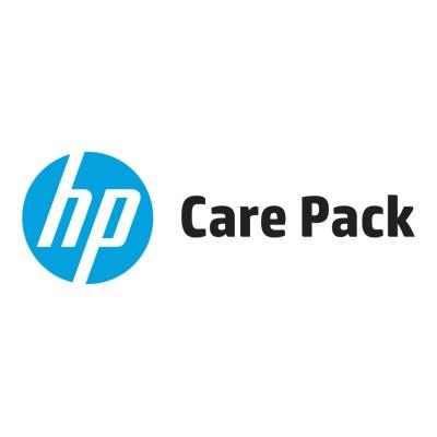 HP Inc. U1UM8E 3YR NBD + DMR COLOR OJ X555 SUPPORT