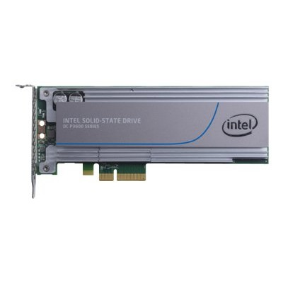 Intel SSDPEDME400G401 Solid-State Drive DC P3600 Series - Solid state drive - 400 GB - internal - PCI Express 3.0 x4 (NVMe)