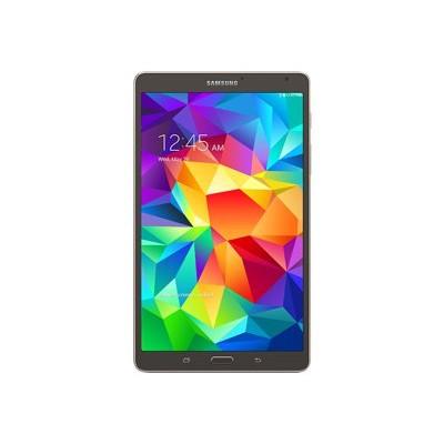 Galaxy Tab S 8.4 16GB Android 4.4 (KitKat) - Titanium Bronze