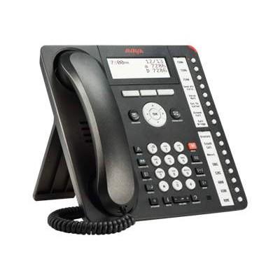 Avaya 700508194 1416 Digital Deskphone - Digital phone - black