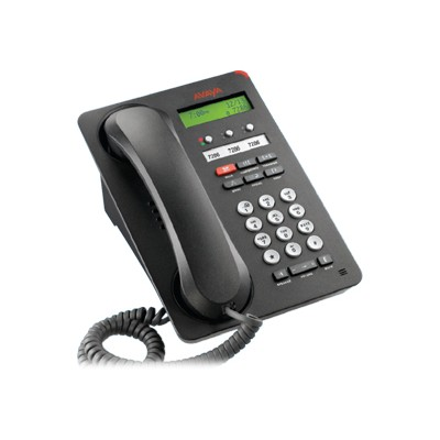 Avaya 700508258 1603SW-I IP Deskphone - VoIP phone - H.323  SIP - 3 lines