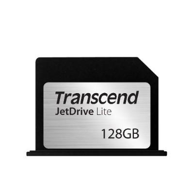 Transcend TS128GJDL360 128GB JetDrive Lite Storage Expansion Card for 15-Inch MacBook Pro with Retina Display