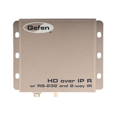 Gefen EXT-HD2IRS-LAN-RX HD over IP - Receiver Package - Video/audio/infrared/serial extender