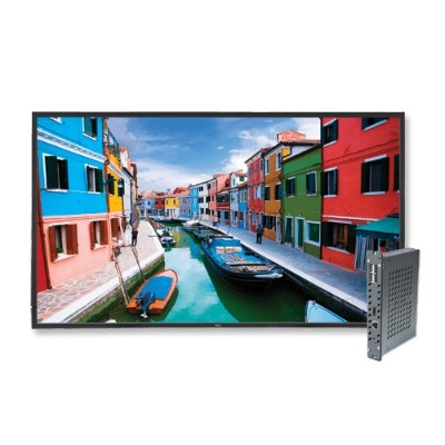 NEC Displays V463-DRD 46 High-Performance LED-Backlit Commercial-Grade Display with Integrated Digital Media Player