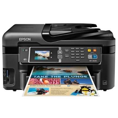 Epson C11CD19201 WorkForce WF-3620 All-in-One Printer