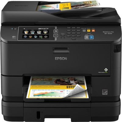 Epson C11CD11201 WorkForce Pro WF-4640 - All-in-one multifunction inkjet printer ( color )