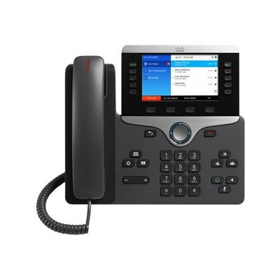 Click here for Cisco CP-8851-K9= IP Phone 8851 - VoIP phone - SIP... prices