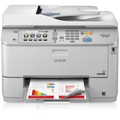 Epson C11CD14201 WorkForce Pro WF-5690 Network Multifunction Color Printer with PCL/Adobe PS