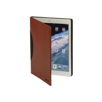 Mobile Edge MEIAC2 SlimFit Case/Stand for iPad Air - Brown