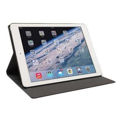 Mobile Edge MEIAC1 SlimFit Case/Stand for iPad Air - Black