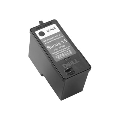 Dell WP322 Series 15 - Black - original - ink cartridge - for All-in-One Printer V105
